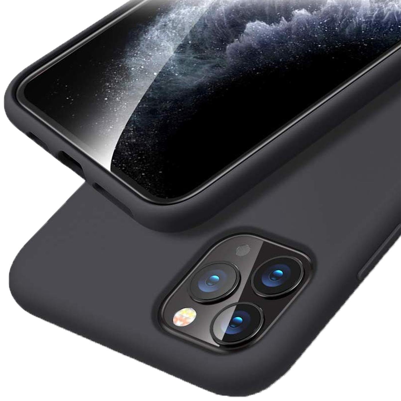 Silikon-Huelle-Schutzhuelle-Handy-Tasche-Handyhuelle-Slim-Case-Cover-Duenn-matt-Etui Indexbild 9