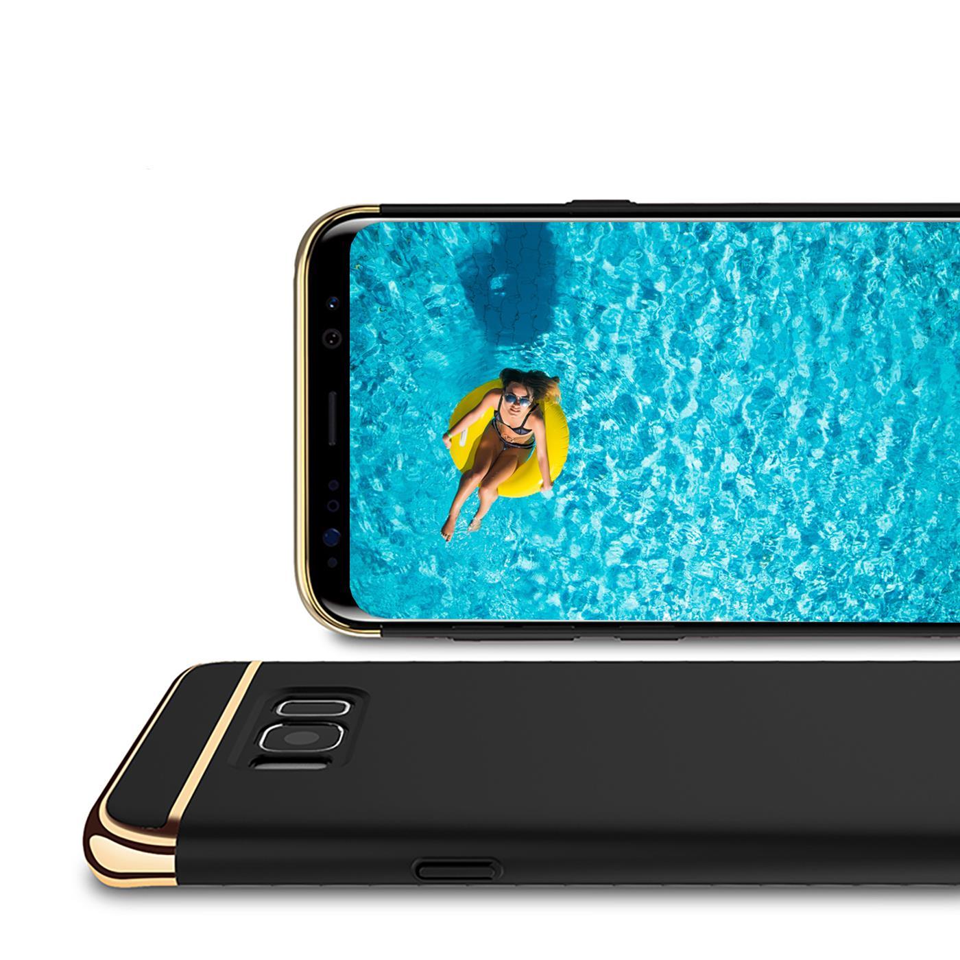 Samsung-Galaxy-S8-Hard-Back-Case-Cover-Thin-Bumper-Slim-Shockproof-Rugged-Thin thumbnail 9