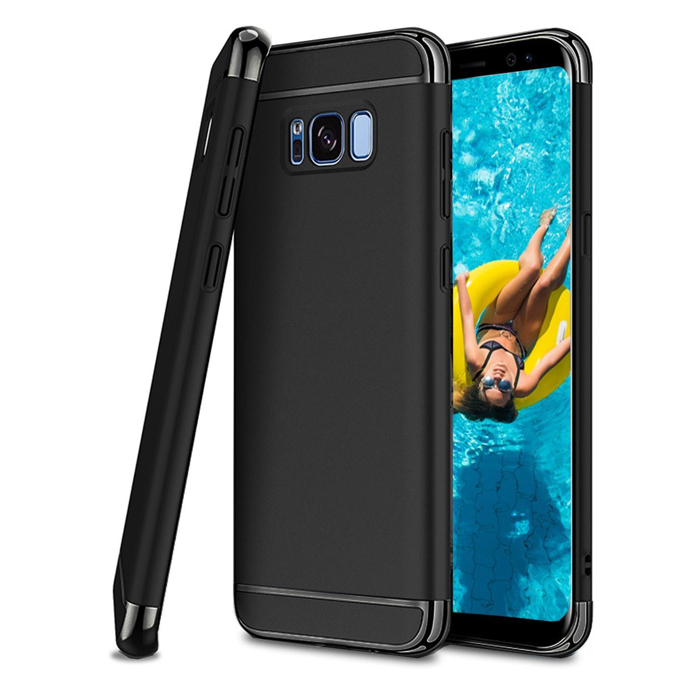Samsung-Galaxy-S8-Hard-Back-Case-Cover-Thin-Bumper-Slim-Shockproof-Rugged-Thin thumbnail 2