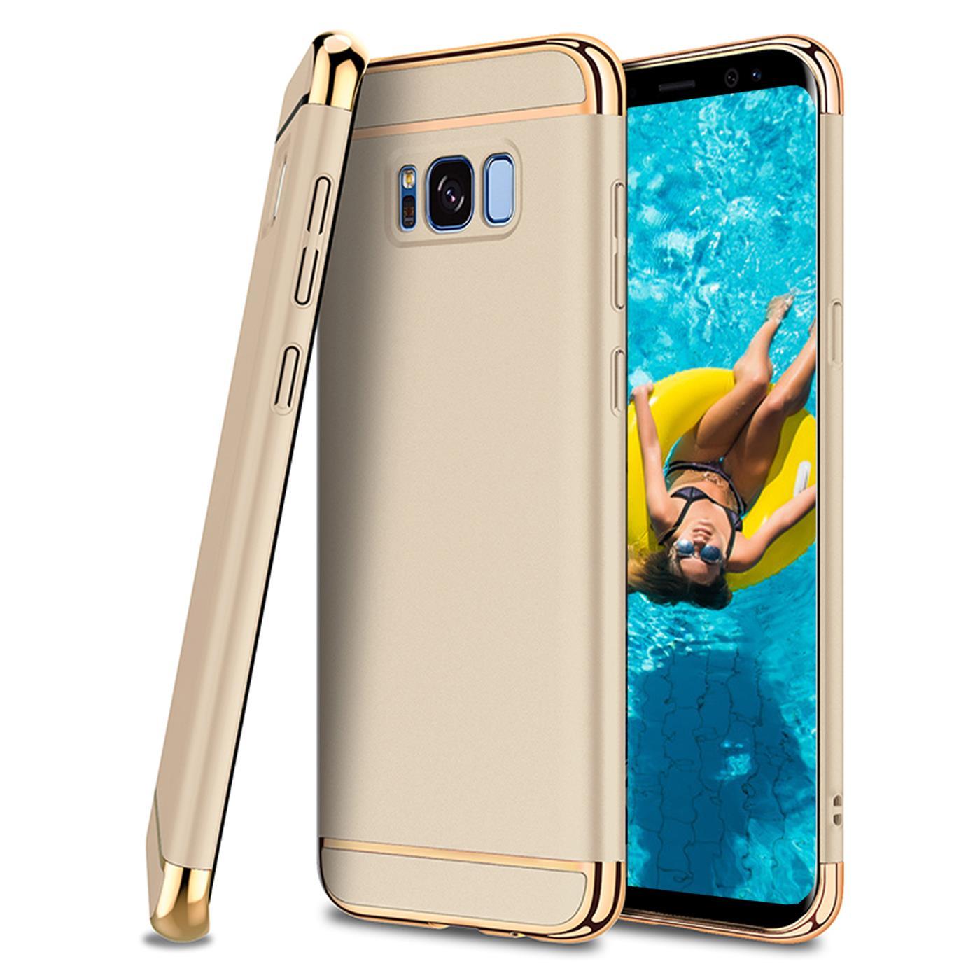 Samsung-Galaxy-S8-Hard-Back-Case-Cover-Thin-Bumper-Slim-Shockproof-Rugged-Thin thumbnail 5