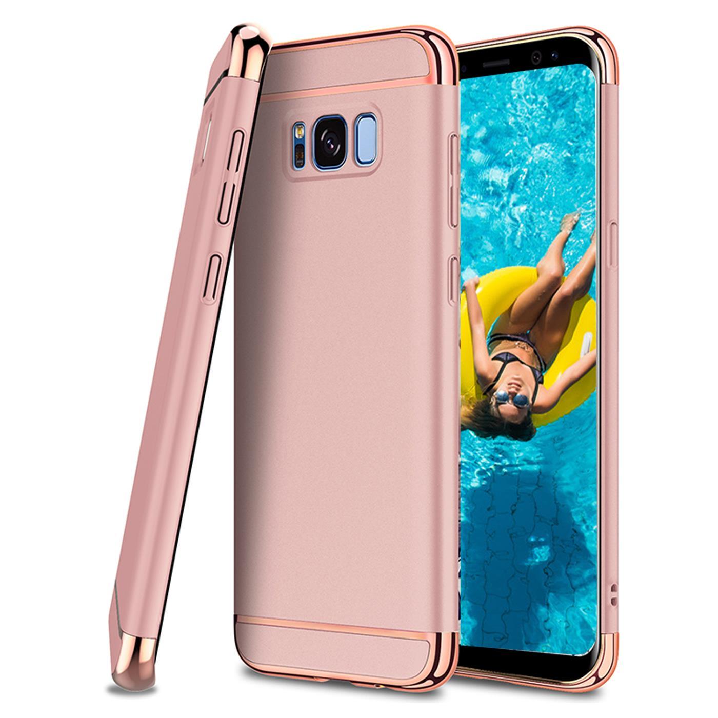 Samsung-Galaxy-S8-Hard-Back-Case-Cover-Thin-Bumper-Slim-Shockproof-Rugged-Thin thumbnail 4