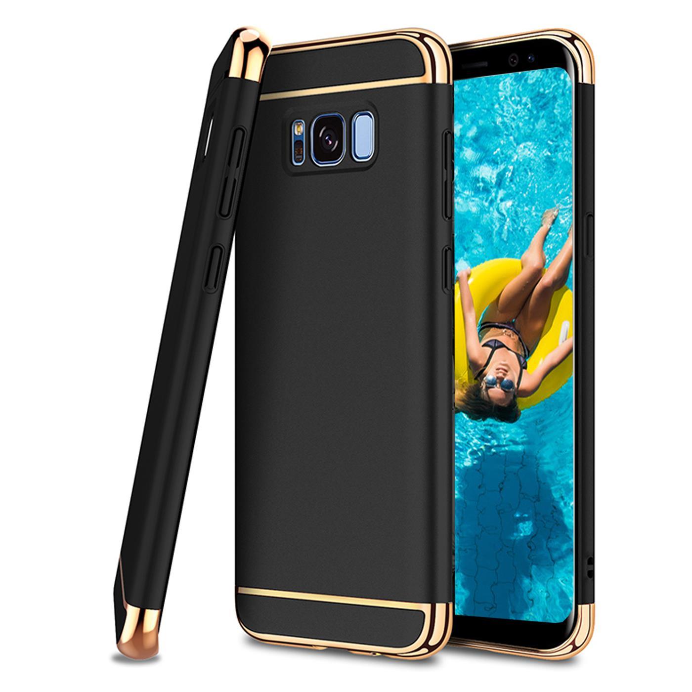 Samsung-Galaxy-S8-Hard-Back-Case-Cover-Thin-Bumper-Slim-Shockproof-Rugged-Thin thumbnail 3