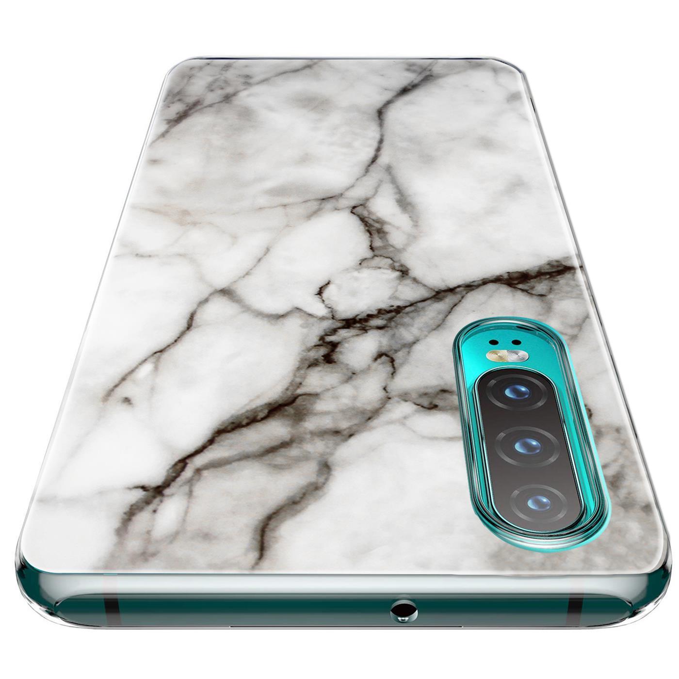 Huawei-P30-Lite-Motiv-Handy-Huelle-Silikon-Tasche-Schutzhuelle-Cover-Slim-TPU-Case Indexbild 44