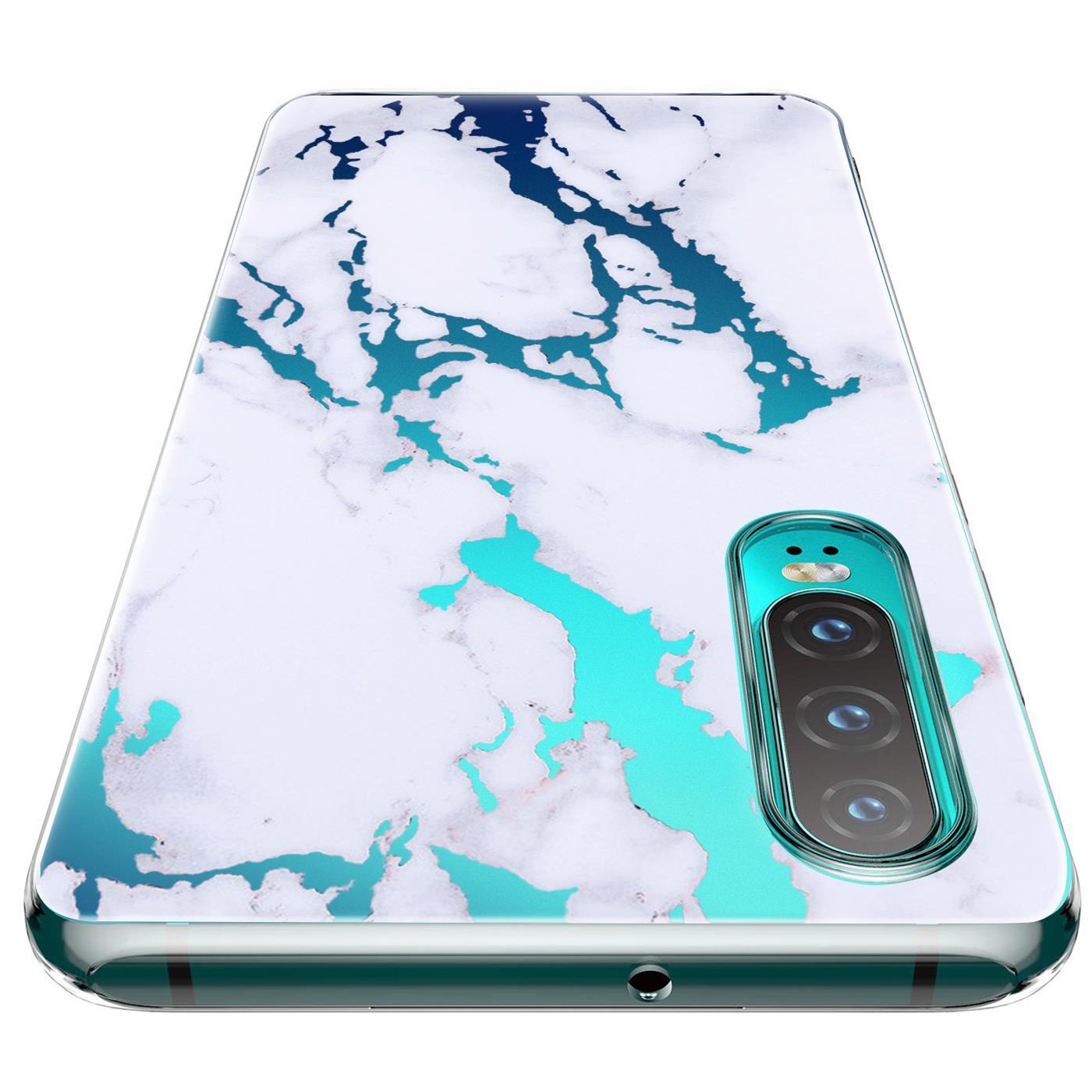 Huawei-P30-Lite-Motiv-Handy-Huelle-Silikon-Tasche-Schutzhuelle-Cover-Slim-TPU-Case Indexbild 48