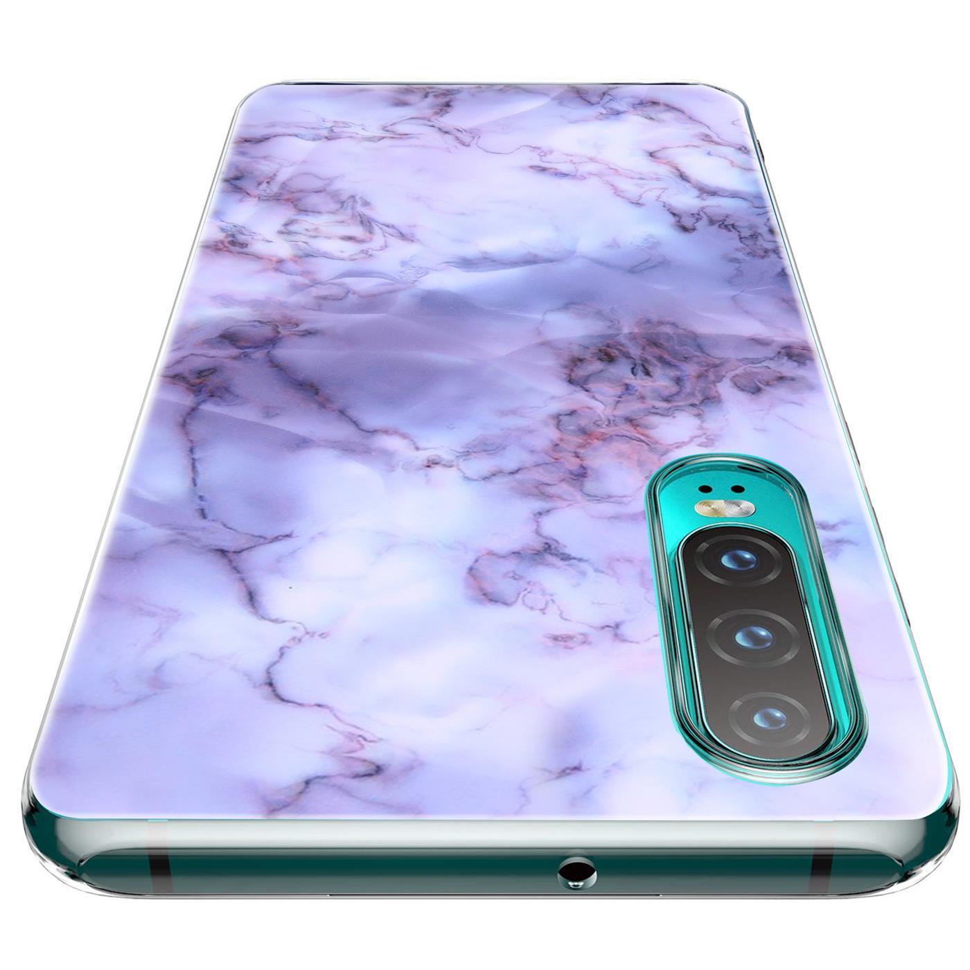 Huawei-P30-Lite-Motiv-Handy-Huelle-Silikon-Tasche-Schutzhuelle-Cover-Slim-TPU-Case Indexbild 52