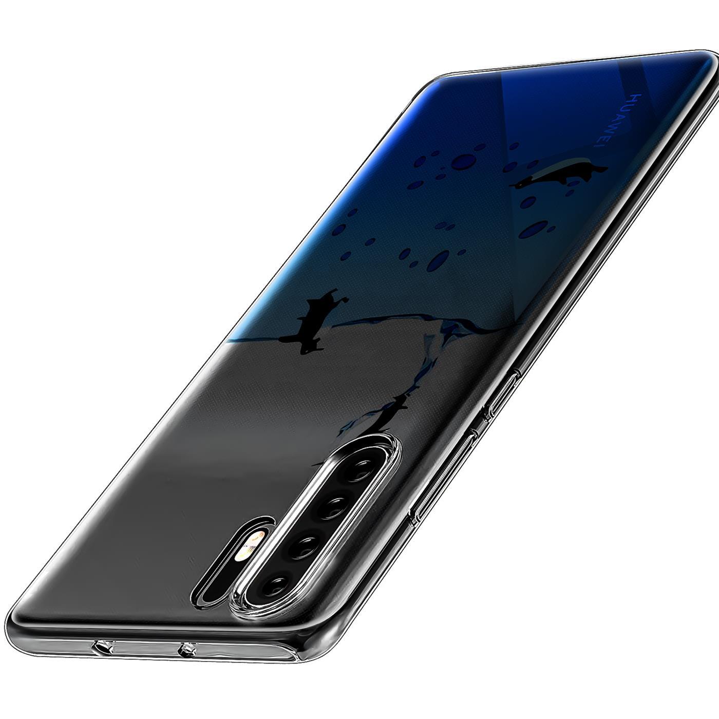 Huawei-P30-Lite-Motiv-Handy-Huelle-Silikon-Tasche-Schutzhuelle-Cover-Slim-TPU-Case Indexbild 25