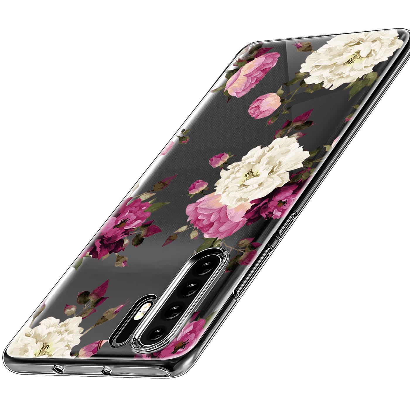 Huawei-P30-Lite-Motiv-Handy-Huelle-Silikon-Tasche-Schutzhuelle-Cover-Slim-TPU-Case Indexbild 33