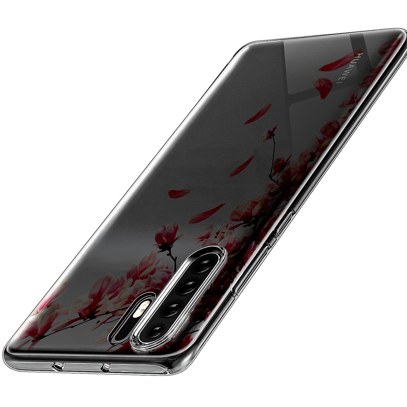 Huawei-P30-Lite-Motiv-Handy-Huelle-Silikon-Tasche-Schutzhuelle-Cover-Slim-TPU-Case Indexbild 37
