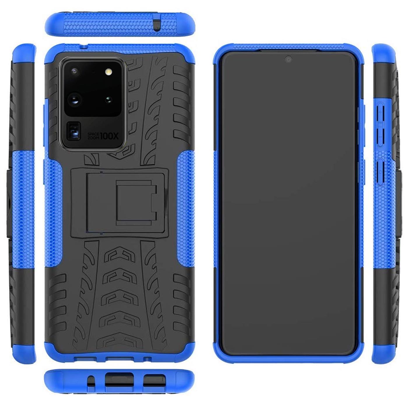 Samsung-Galaxy-S20-Serie-Schutzhuelle-Rugged-Handy-Tasche-Robust-Outdoor-Cover Indexbild 11