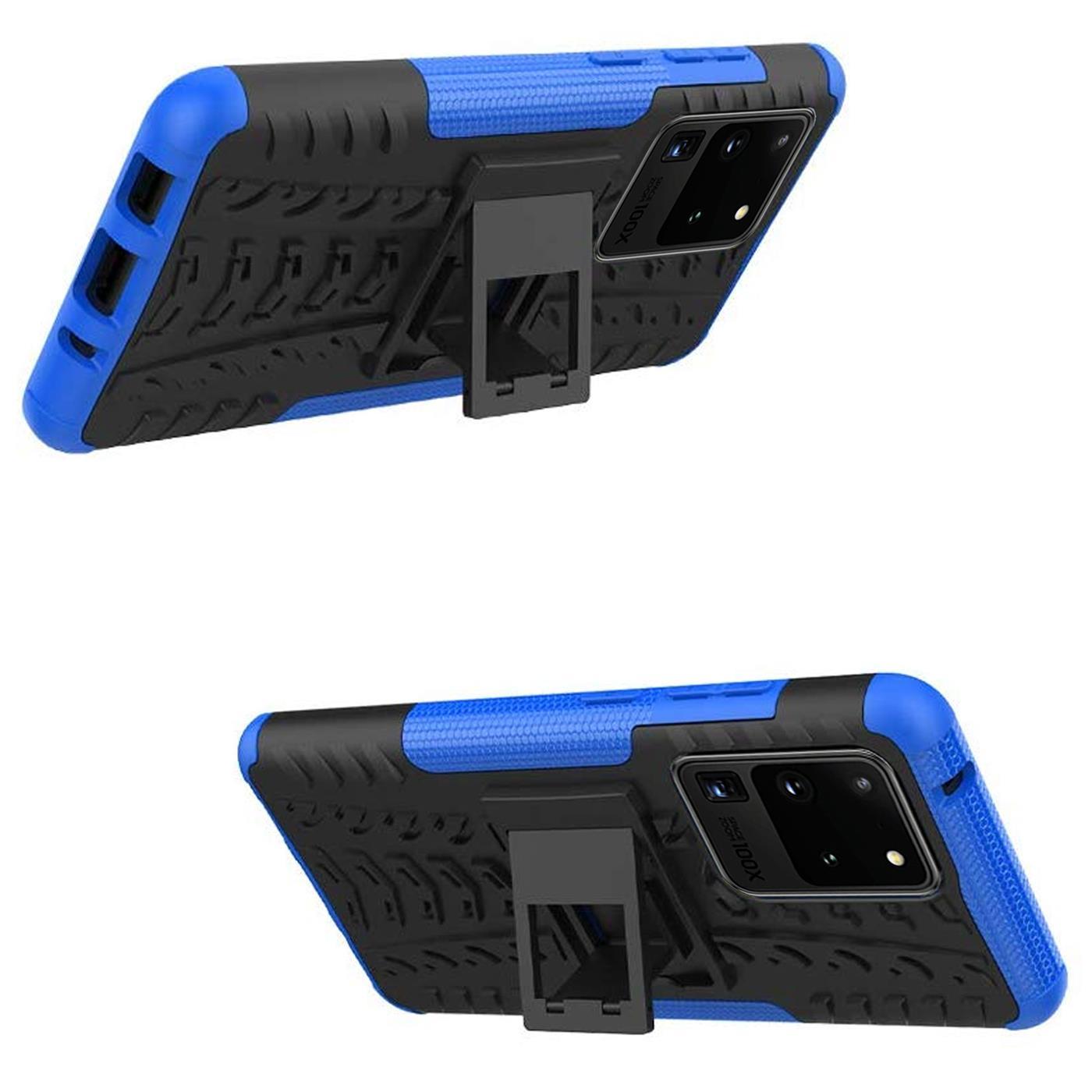 Samsung-Galaxy-S20-Serie-Schutzhuelle-Rugged-Handy-Tasche-Robust-Outdoor-Cover Indexbild 12