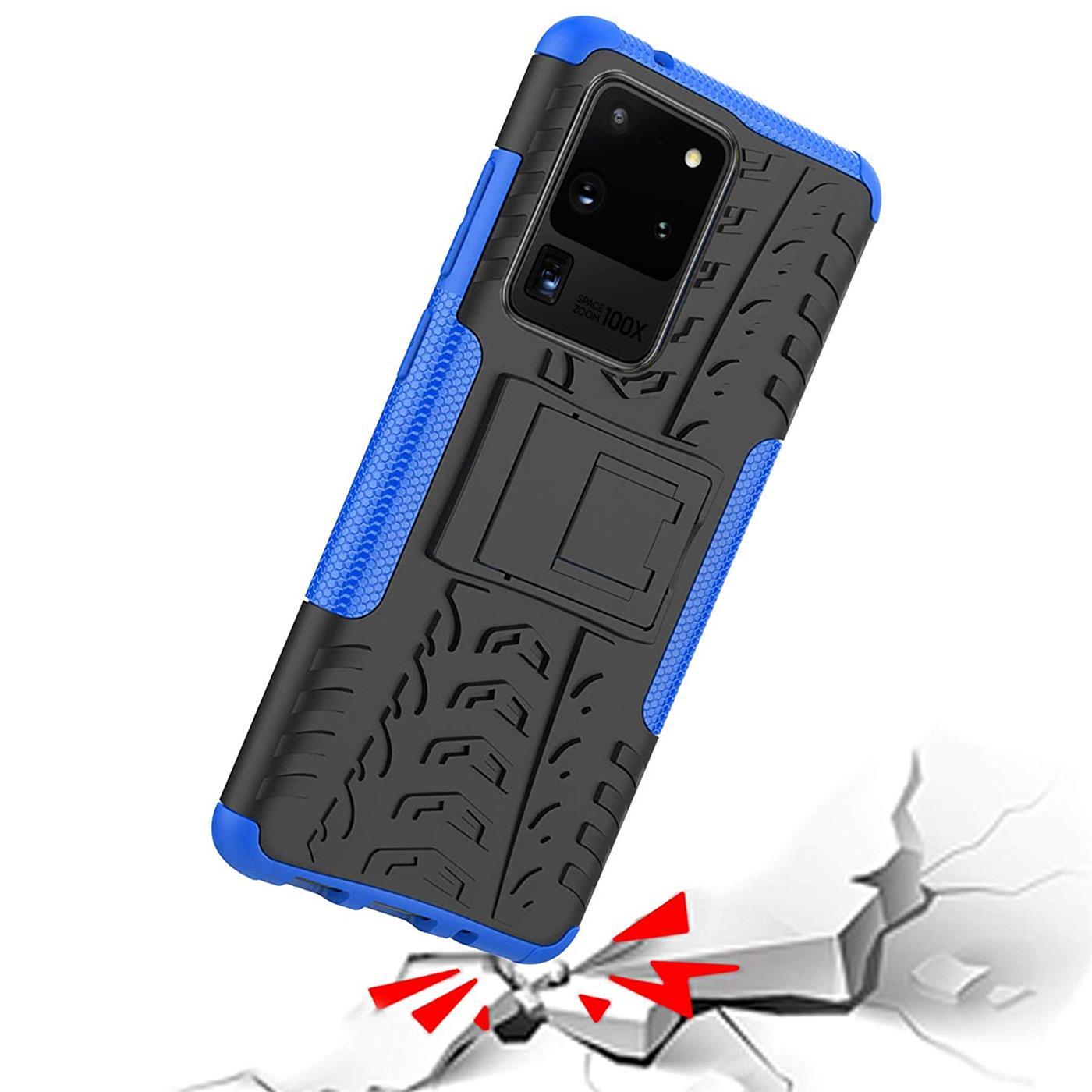 Samsung-Galaxy-S20-Serie-Schutzhuelle-Rugged-Handy-Tasche-Robust-Outdoor-Cover Indexbild 13