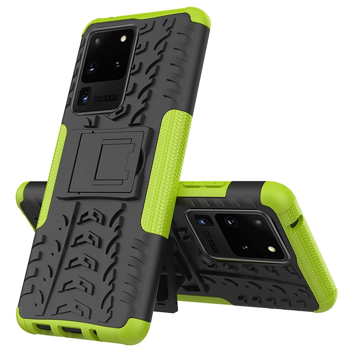 Samsung-Galaxy-S20-Serie-Schutzhuelle-Rugged-Handy-Tasche-Robust-Outdoor-Cover Indexbild 16
