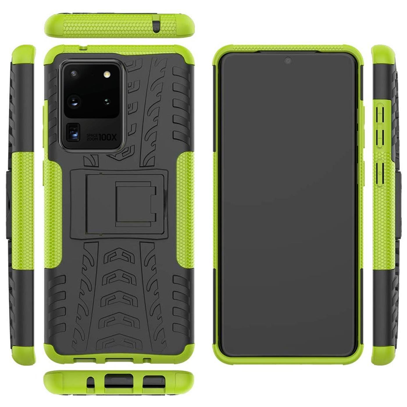 Samsung-Galaxy-S20-Serie-Schutzhuelle-Rugged-Handy-Tasche-Robust-Outdoor-Cover Indexbild 17