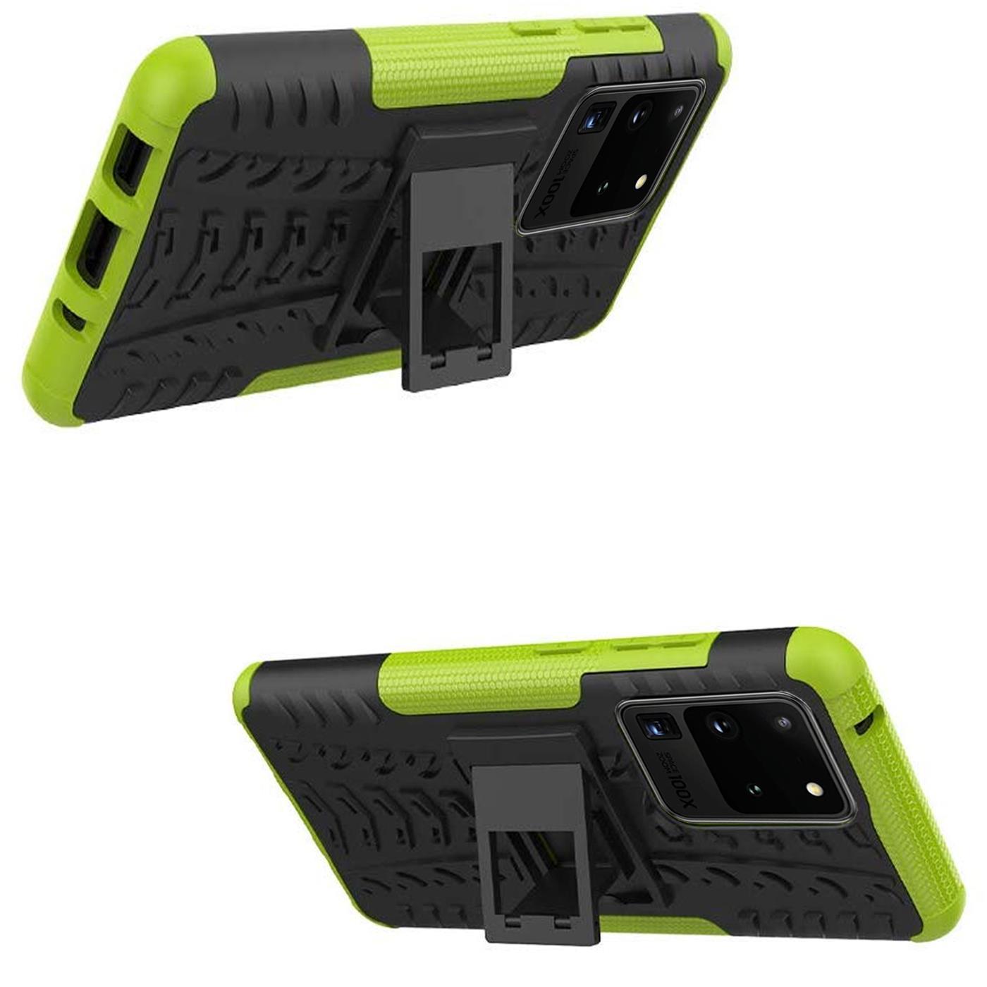 Samsung-Galaxy-S20-Serie-Schutzhuelle-Rugged-Handy-Tasche-Robust-Outdoor-Cover Indexbild 18