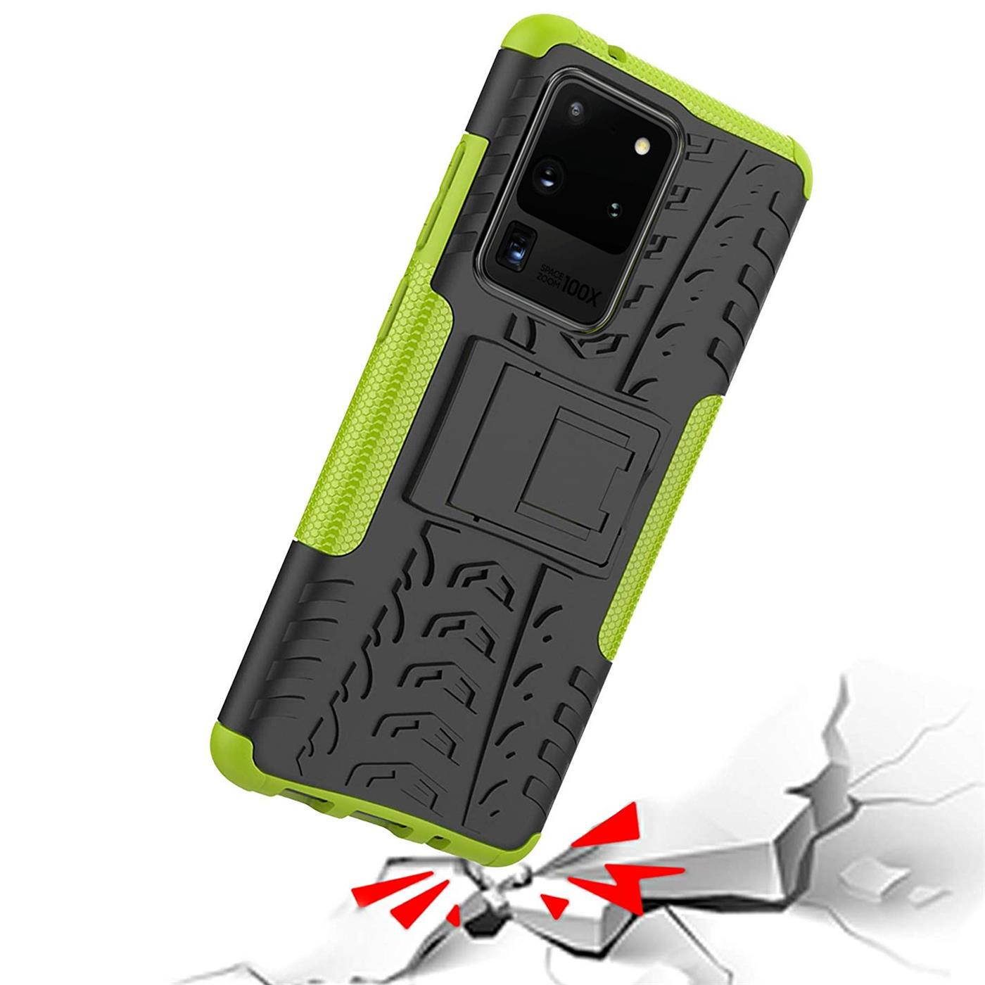 Samsung-Galaxy-S20-Serie-Schutzhuelle-Rugged-Handy-Tasche-Robust-Outdoor-Cover Indexbild 19