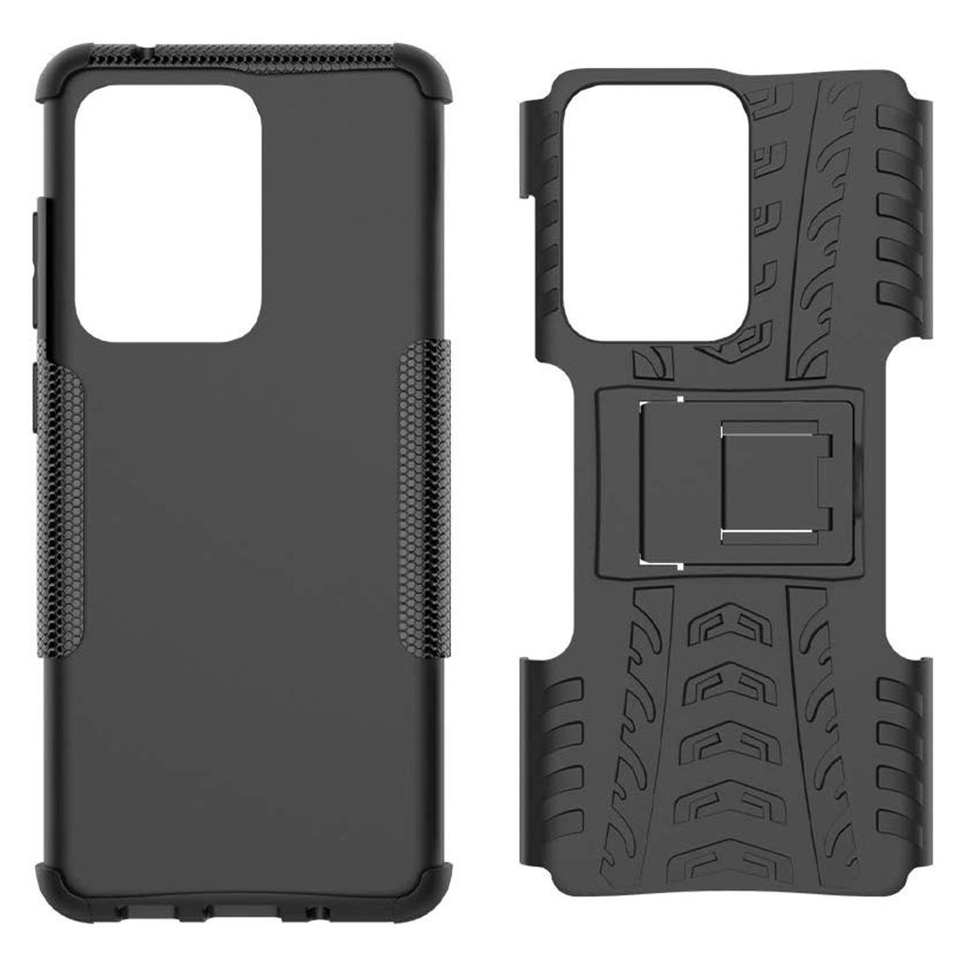Samsung-Galaxy-S20-Serie-Schutzhuelle-Rugged-Handy-Tasche-Robust-Outdoor-Cover Indexbild 26