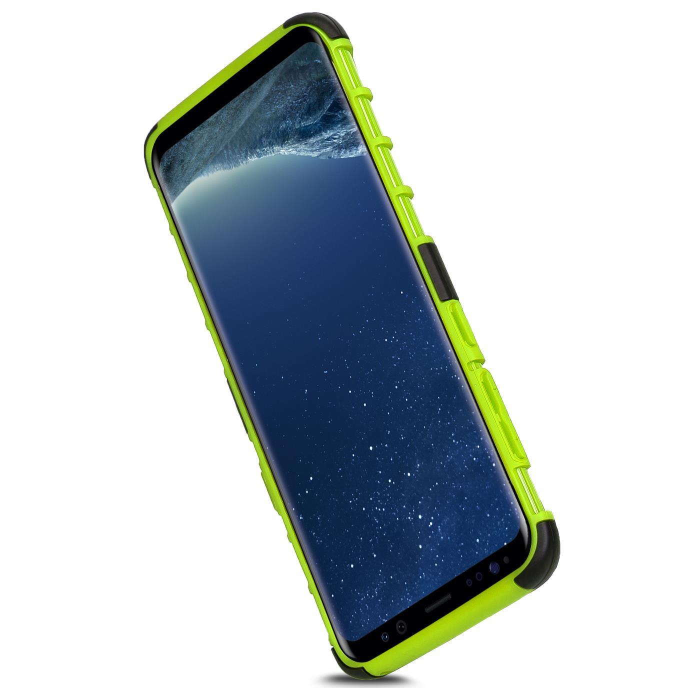 Samsung-Huelle-Hybrid-Panzer-Schutzhuelle-Handy-Schutz-Case-Ruestung-Cover-Tasche Indexbild 11