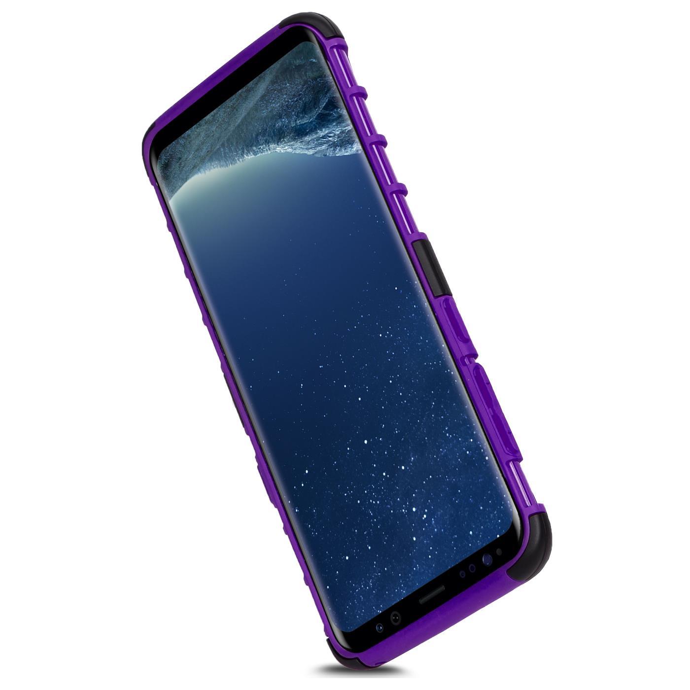 Samsung-Huelle-Hybrid-Panzer-Schutzhuelle-Handy-Schutz-Case-Ruestung-Cover-Tasche Indexbild 17