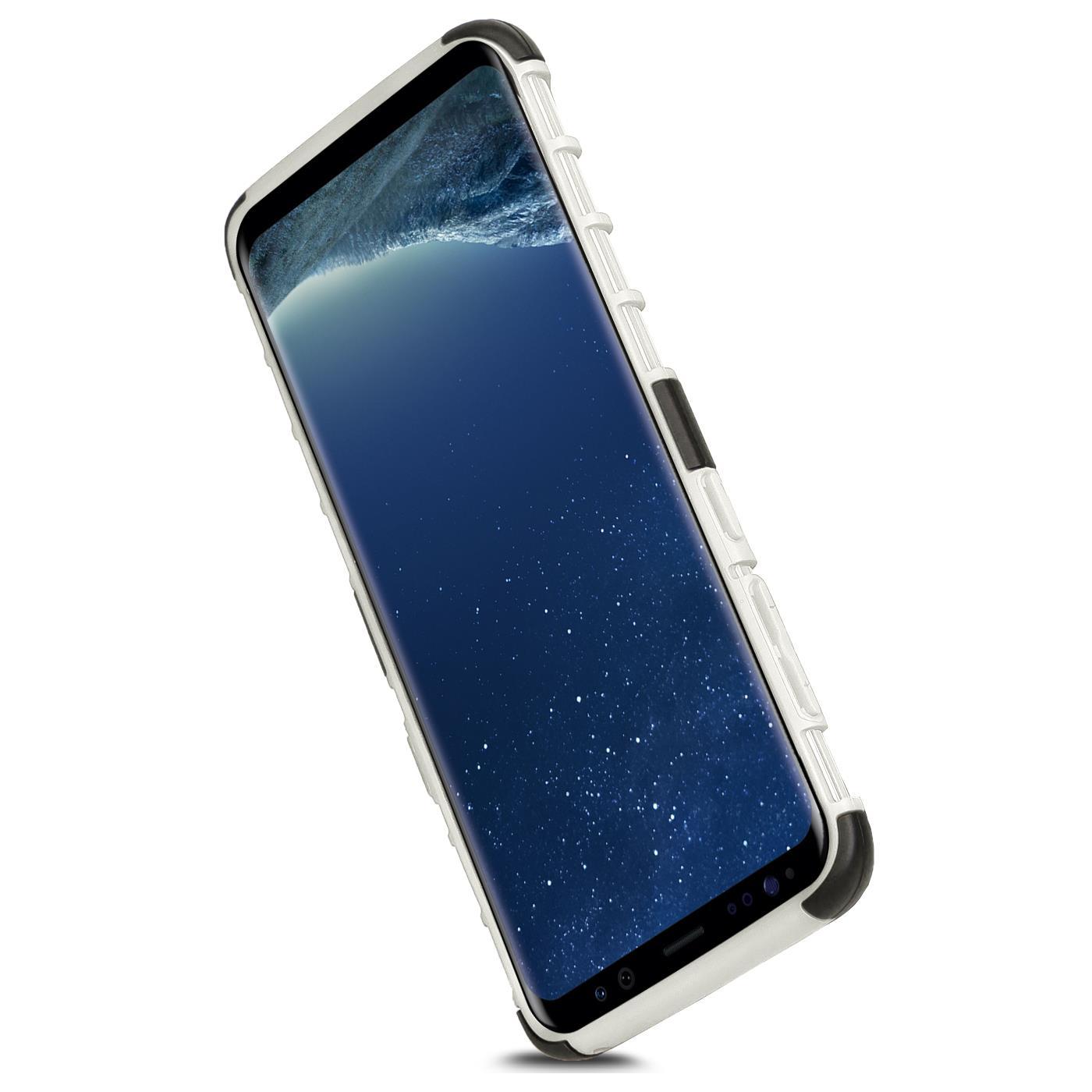 Samsung-Huelle-Hybrid-Panzer-Schutzhuelle-Handy-Schutz-Case-Ruestung-Cover-Tasche Indexbild 19
