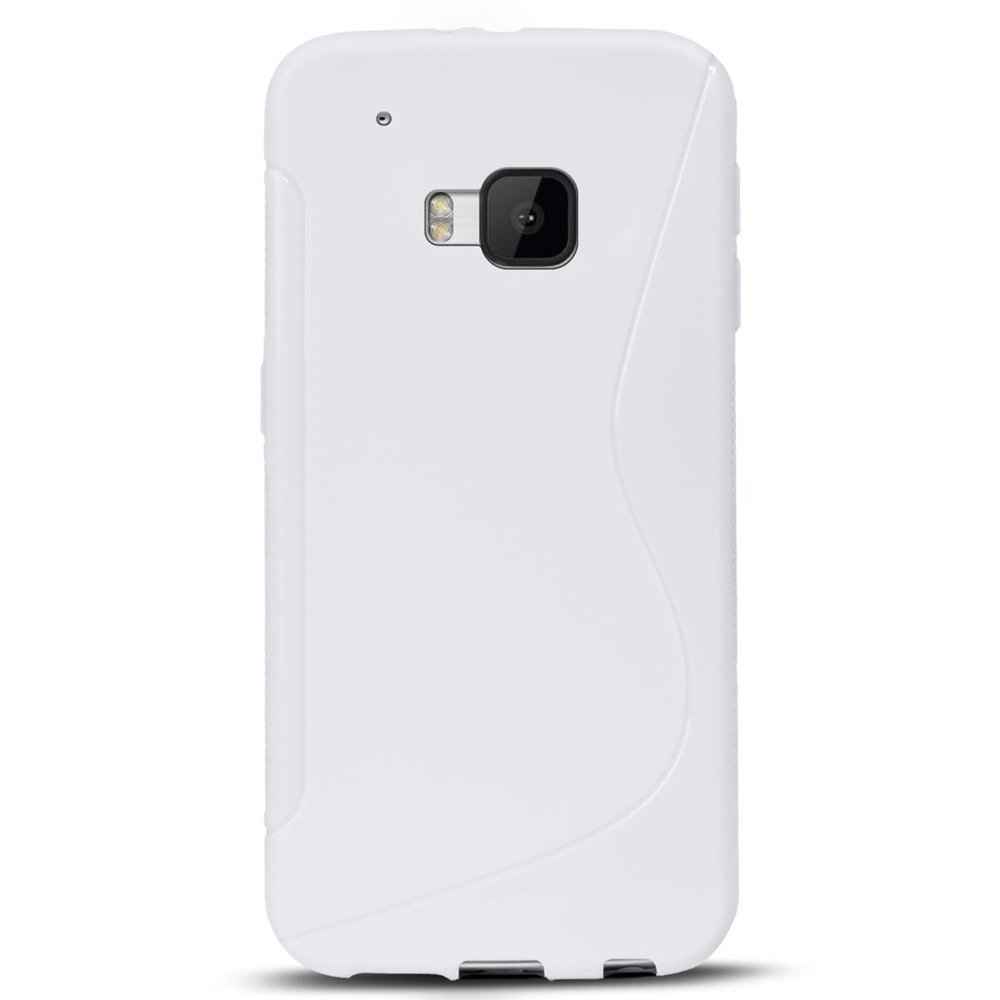 HTC-One-m9-Silikon-Gel-S-Line-Case-Cover-Ultra-Thin-Slim-Back-Bumper Indexbild 28