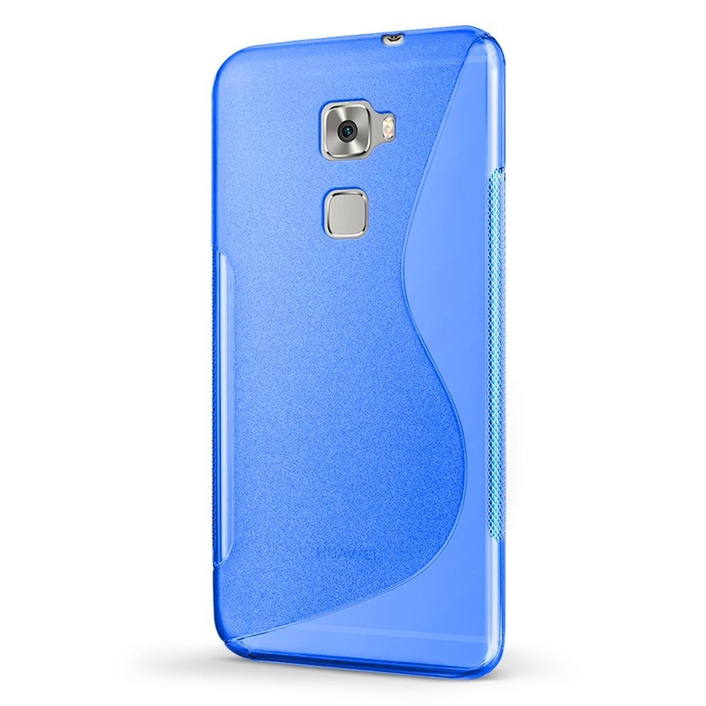 Huawei-Mate-8-Silikon-Gel-S-Line-Case-Cover-Ultra-Thin-Slim-Back-Bumper Indexbild 8