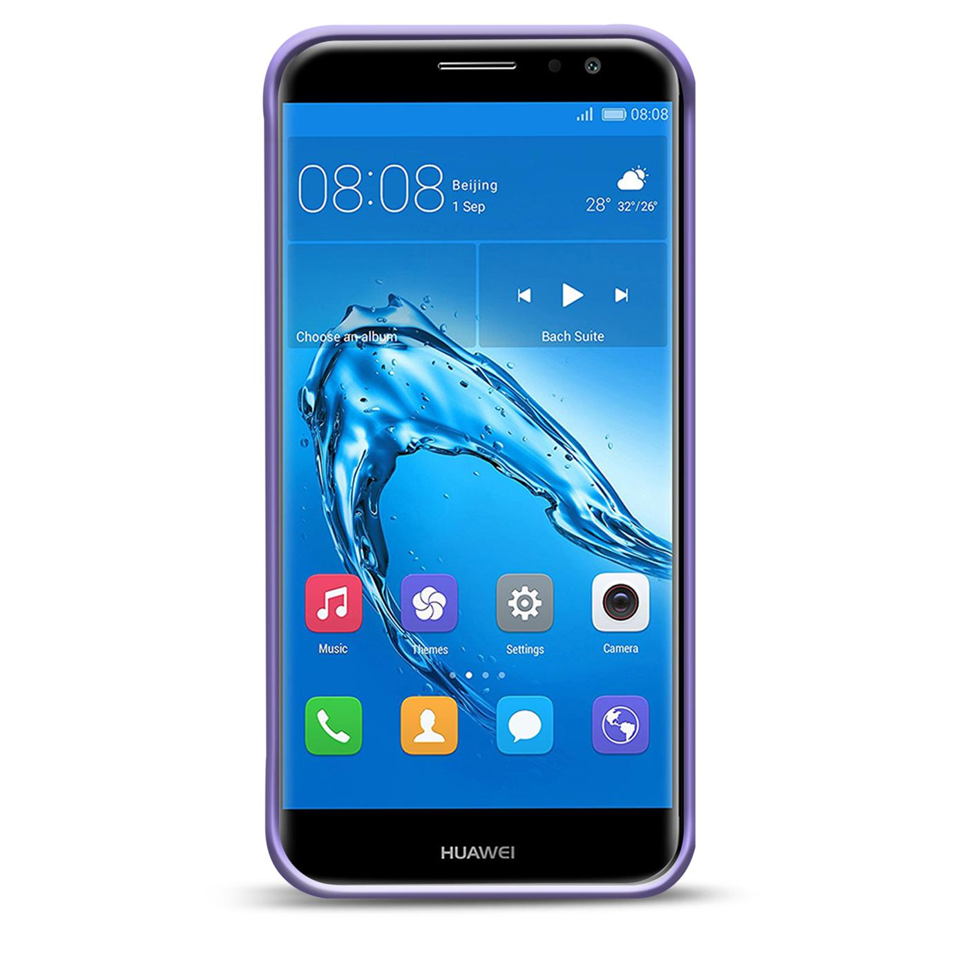 Huawei-Mate-8-Silikon-Gel-S-Line-Case-Cover-Ultra-Thin-Slim-Back-Bumper Indexbild 13