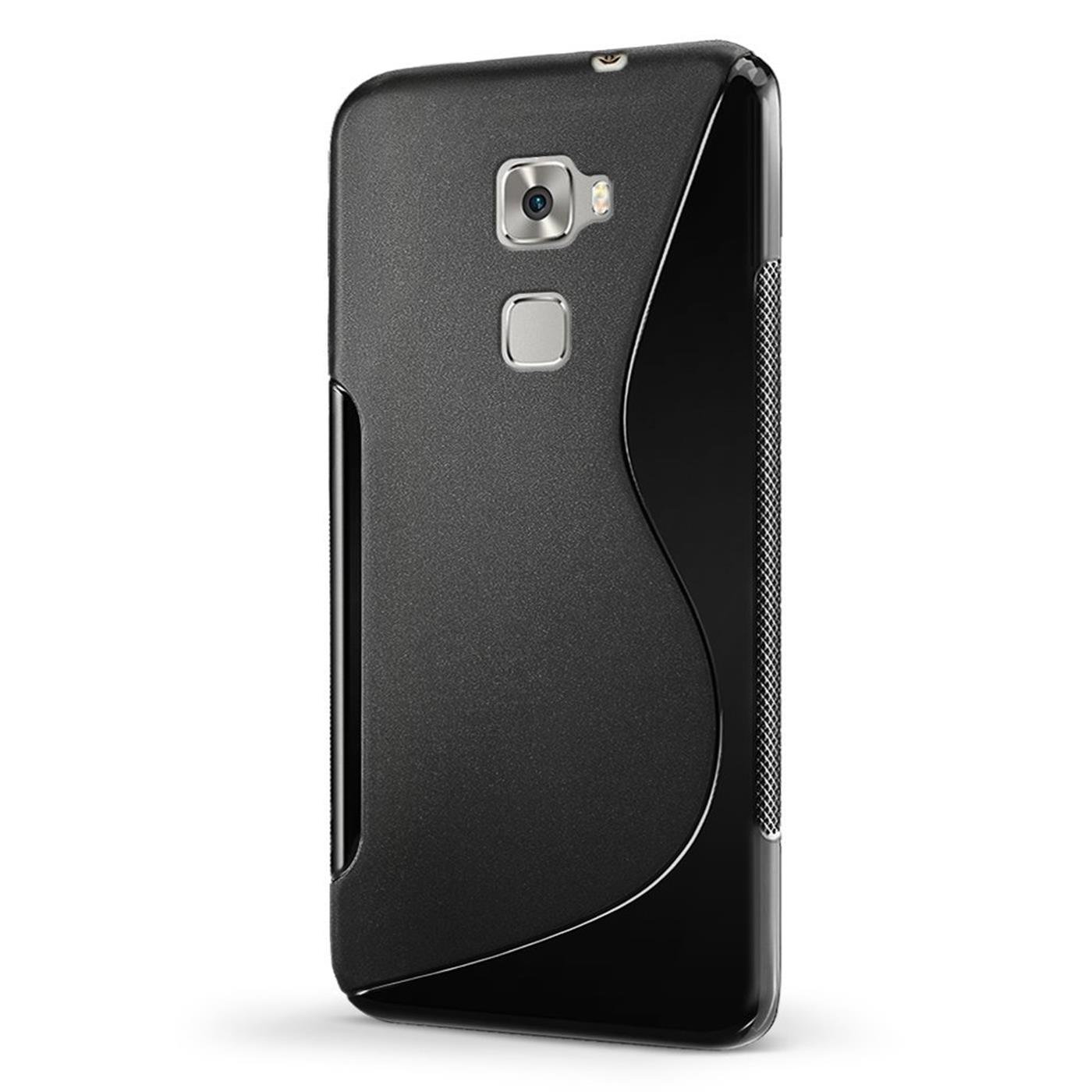 Huawei-Mate-8-Silikon-Gel-S-Line-Case-Cover-Ultra-Thin-Slim-Back-Bumper Indexbild 20