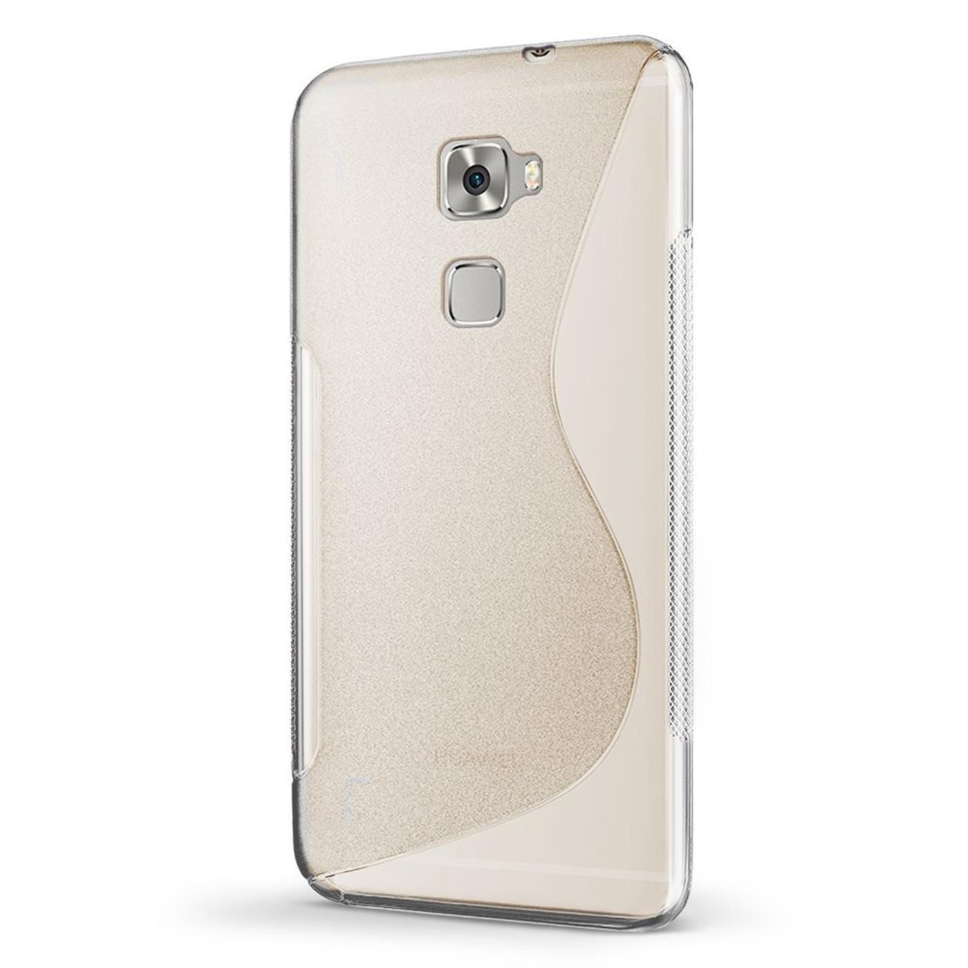 Huawei-Mate-8-Silikon-Gel-S-Line-Case-Cover-Ultra-Thin-Slim-Back-Bumper Indexbild 24