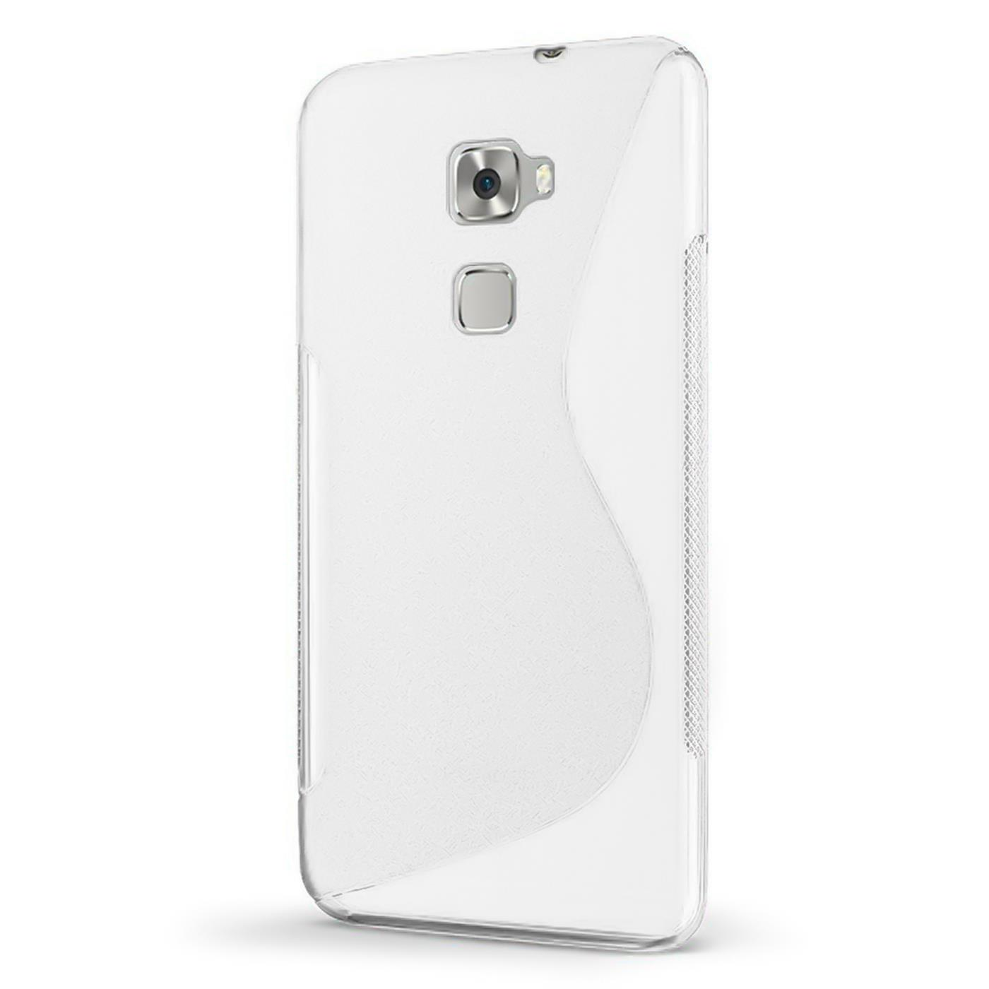Huawei-Mate-8-Silikon-Gel-S-Line-Case-Cover-Ultra-Thin-Slim-Back-Bumper Indexbild 28
