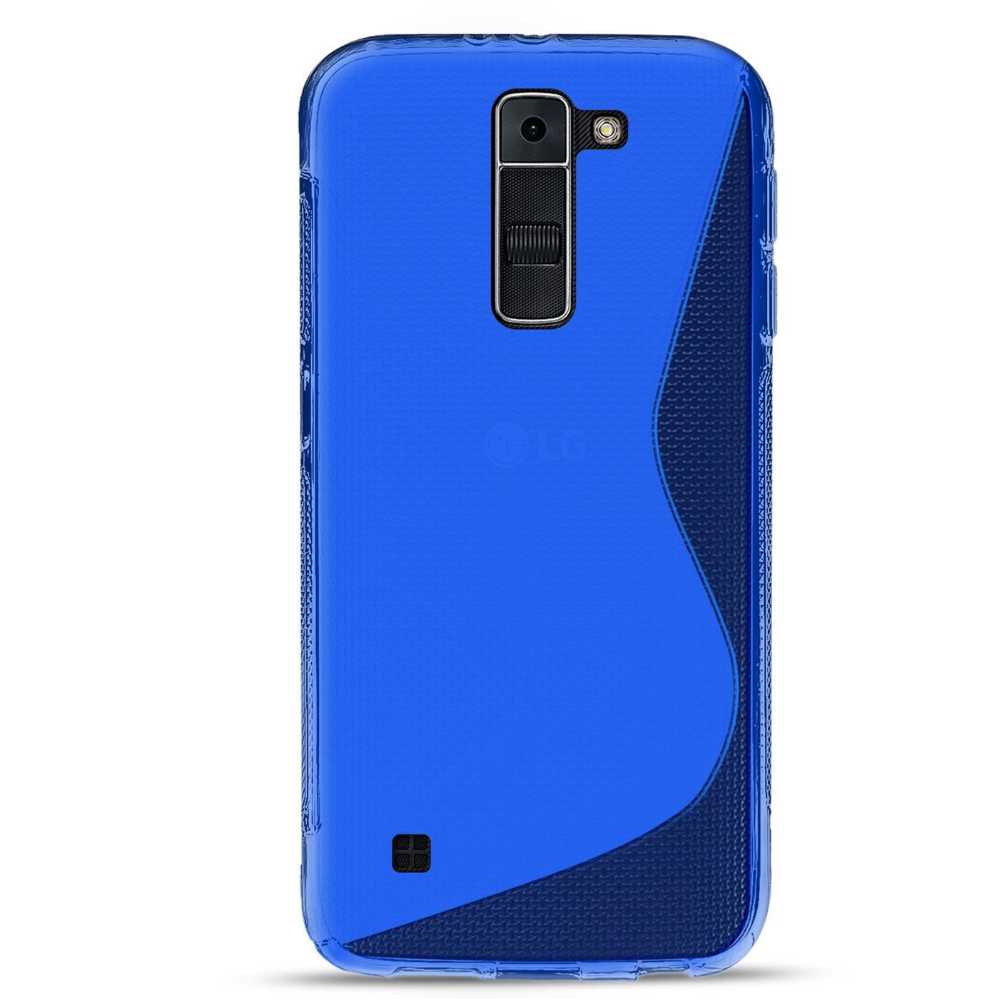LG-Leon-LTE-Silikon-Gel-S-Line-Case-Cover-Ultra-Thin-Slim-Back-Bumper Indexbild 8