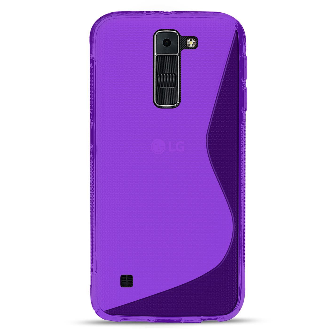 LG-Leon-LTE-Silikon-Gel-S-Line-Case-Cover-Ultra-Thin-Slim-Back-Bumper Indexbild 13