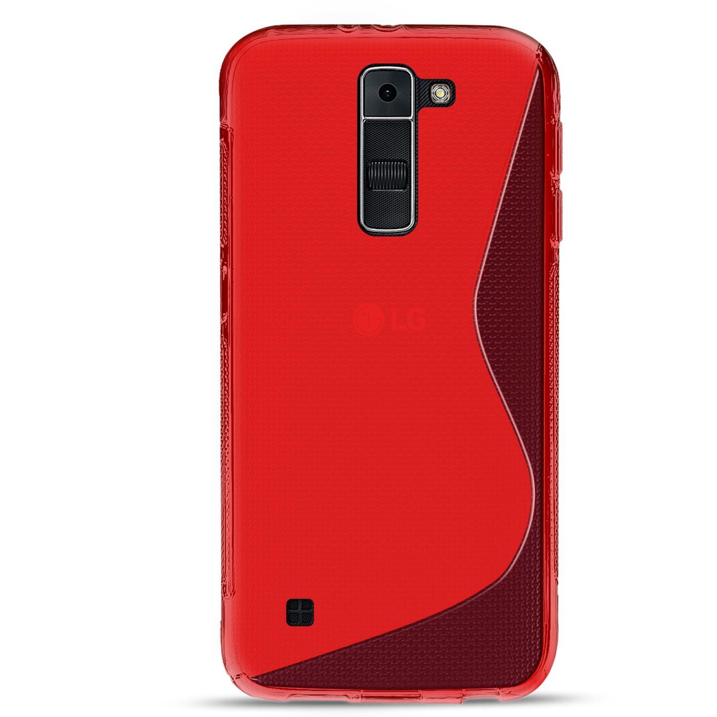 LG-Leon-LTE-Silikon-Gel-S-Line-Case-Cover-Ultra-Thin-Slim-Back-Bumper Indexbild 17
