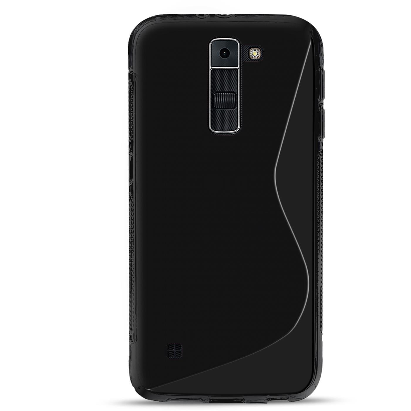 LG-Leon-LTE-Silikon-Gel-S-Line-Case-Cover-Ultra-Thin-Slim-Back-Bumper Indexbild 21