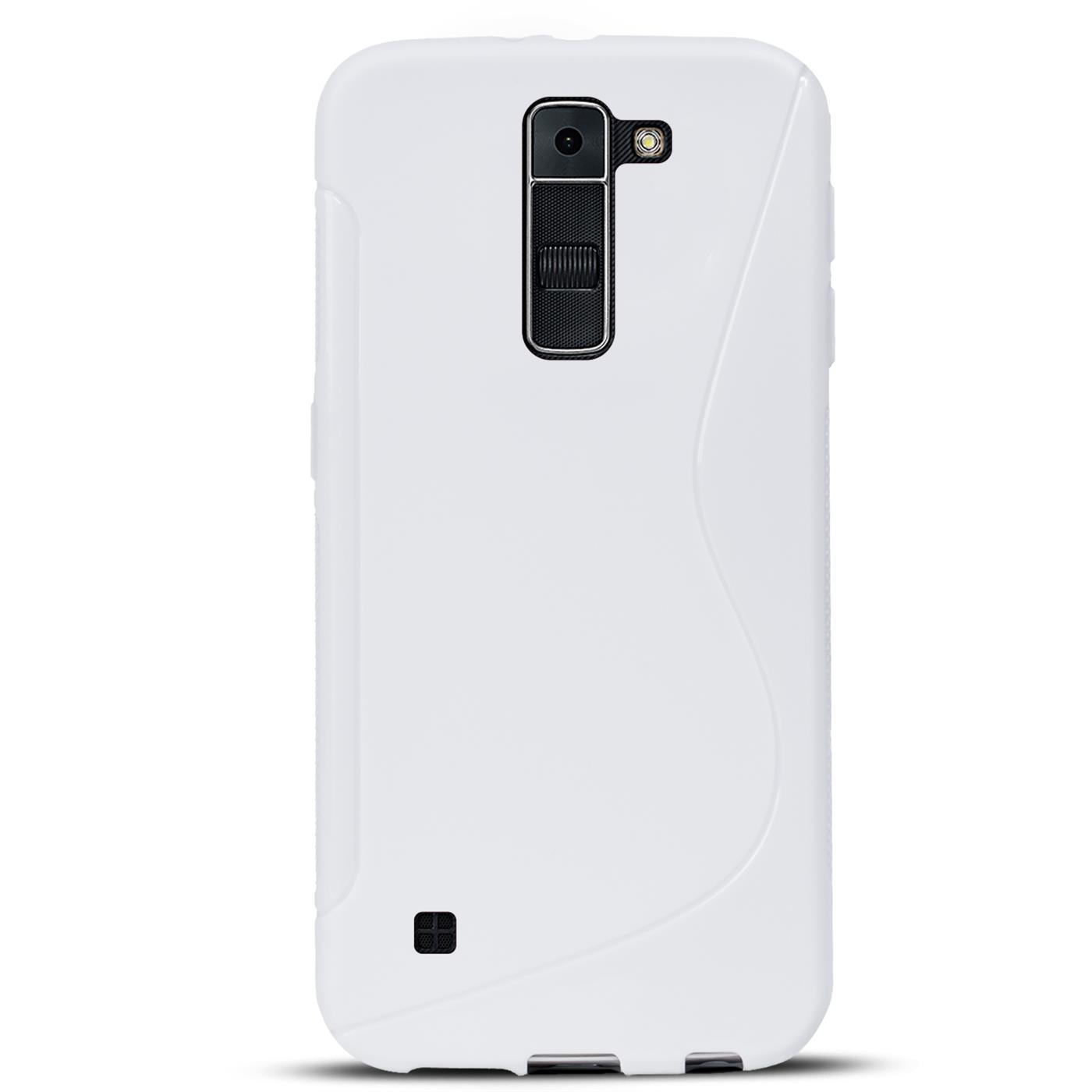 LG-Leon-LTE-Silikon-Gel-S-Line-Case-Cover-Ultra-Thin-Slim-Back-Bumper Indexbild 29