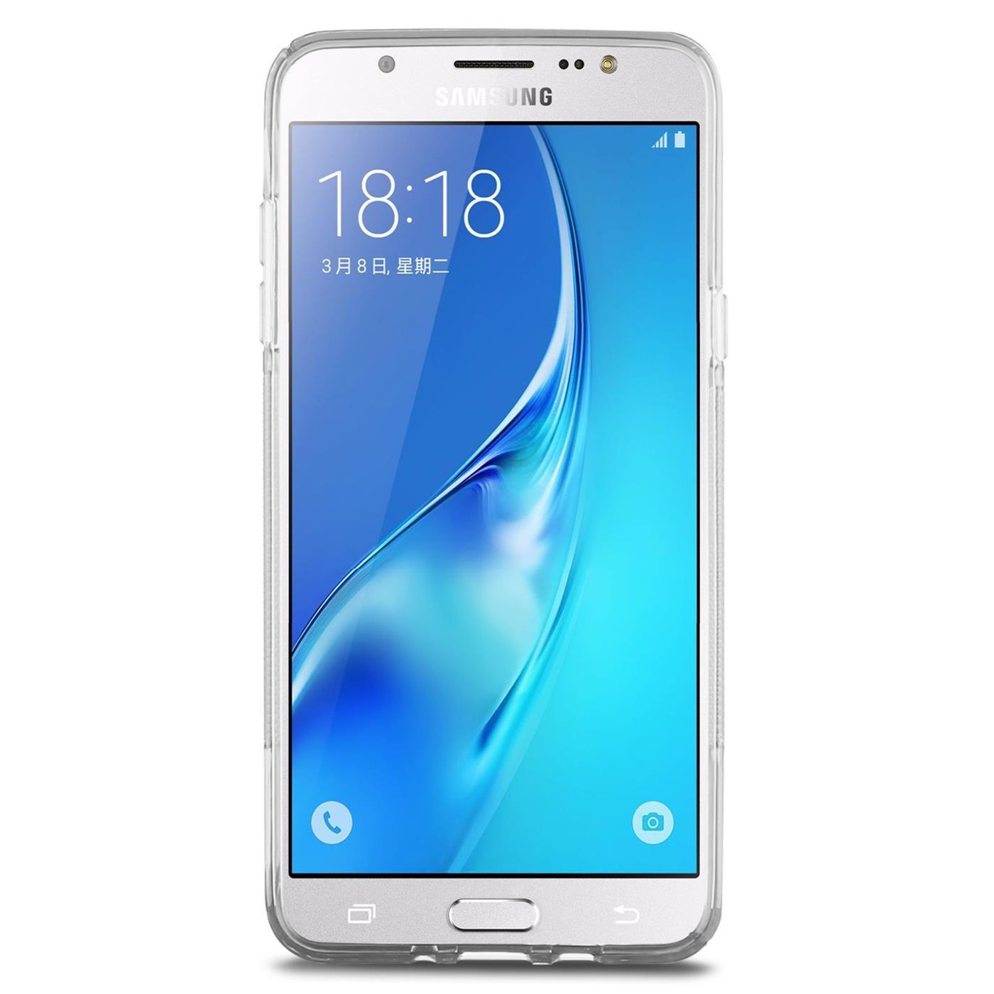 Samsung-Galaxy-j7-2016-Silikon-Gel-S-Line-Case-Cover-Duenn-Slim-Back-Bumper Indexbild 24