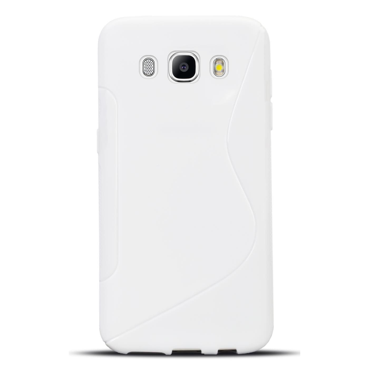 Samsung-Galaxy-j7-2016-Silikon-Gel-S-Line-Case-Cover-Duenn-Slim-Back-Bumper Indexbild 28