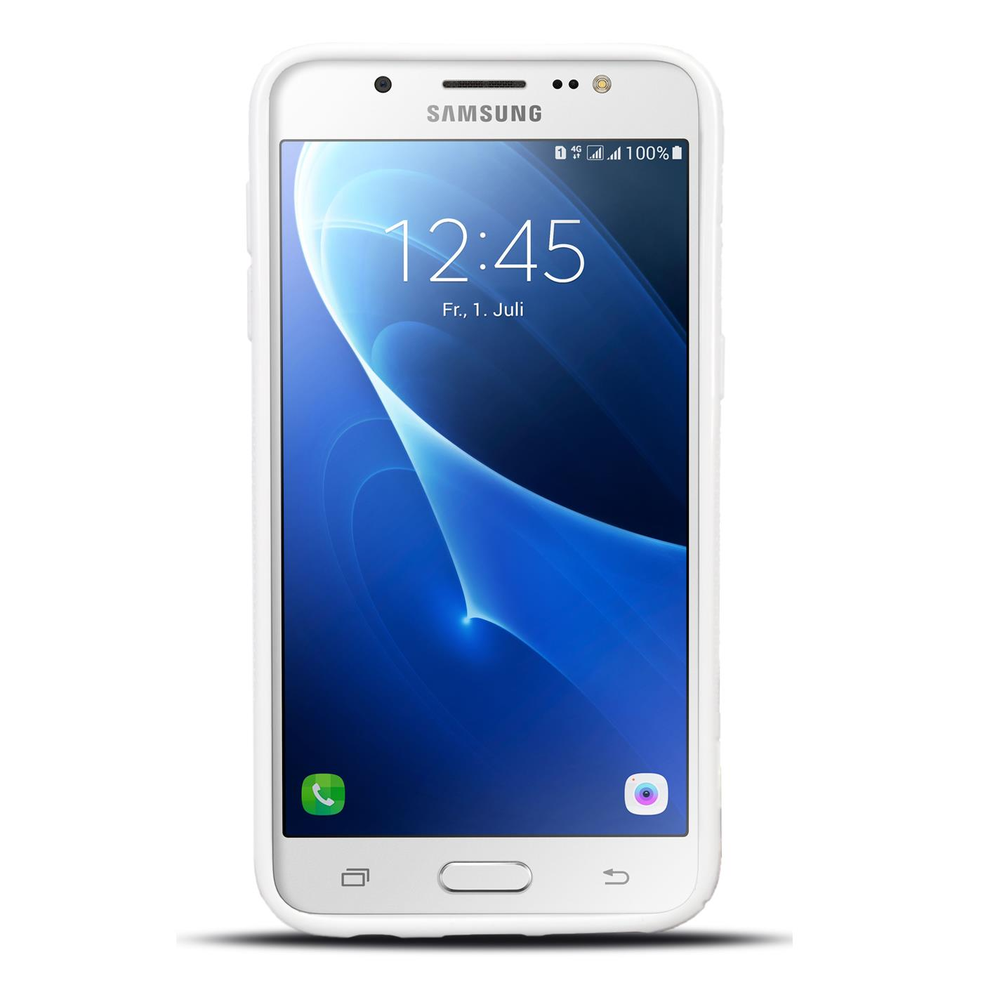 Samsung-Galaxy-j7-2016-Silikon-Gel-S-Line-Case-Cover-Duenn-Slim-Back-Bumper Indexbild 29