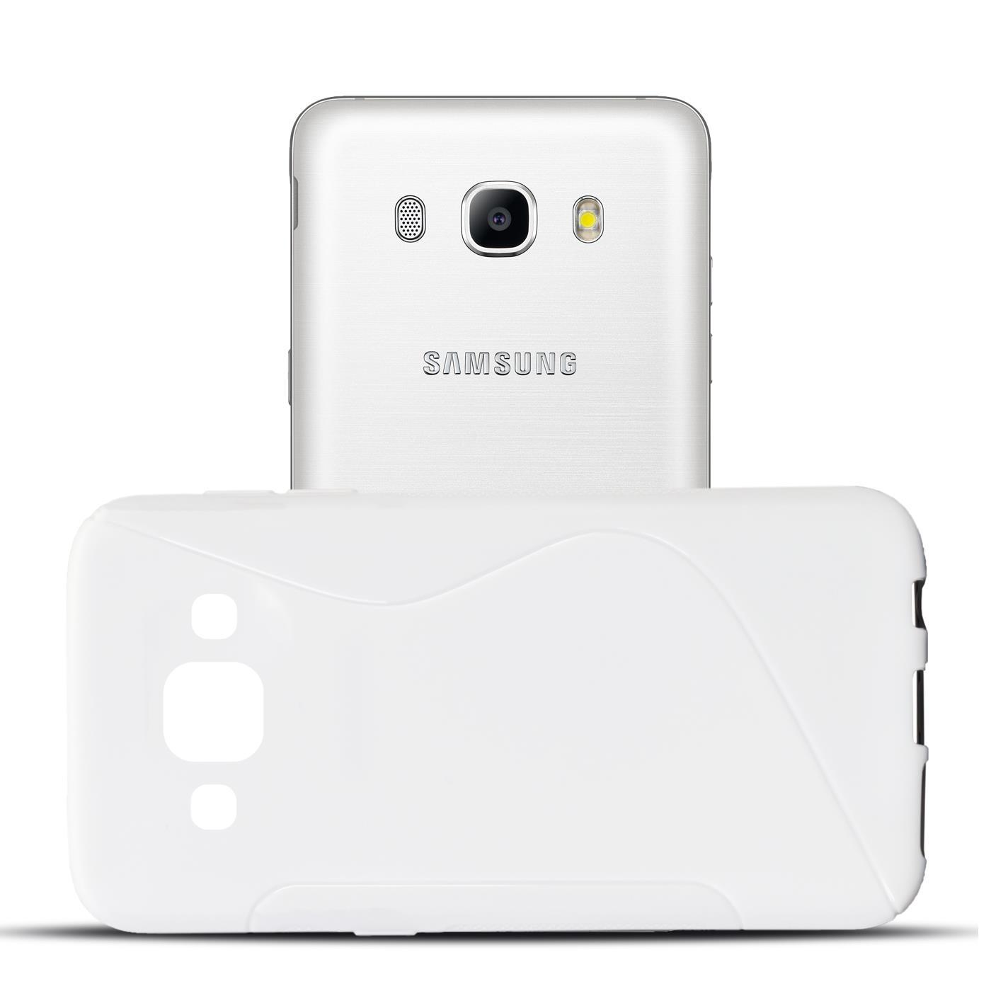 Samsung-Galaxy-j7-2016-Silikon-Gel-S-Line-Case-Cover-Duenn-Slim-Back-Bumper Indexbild 30