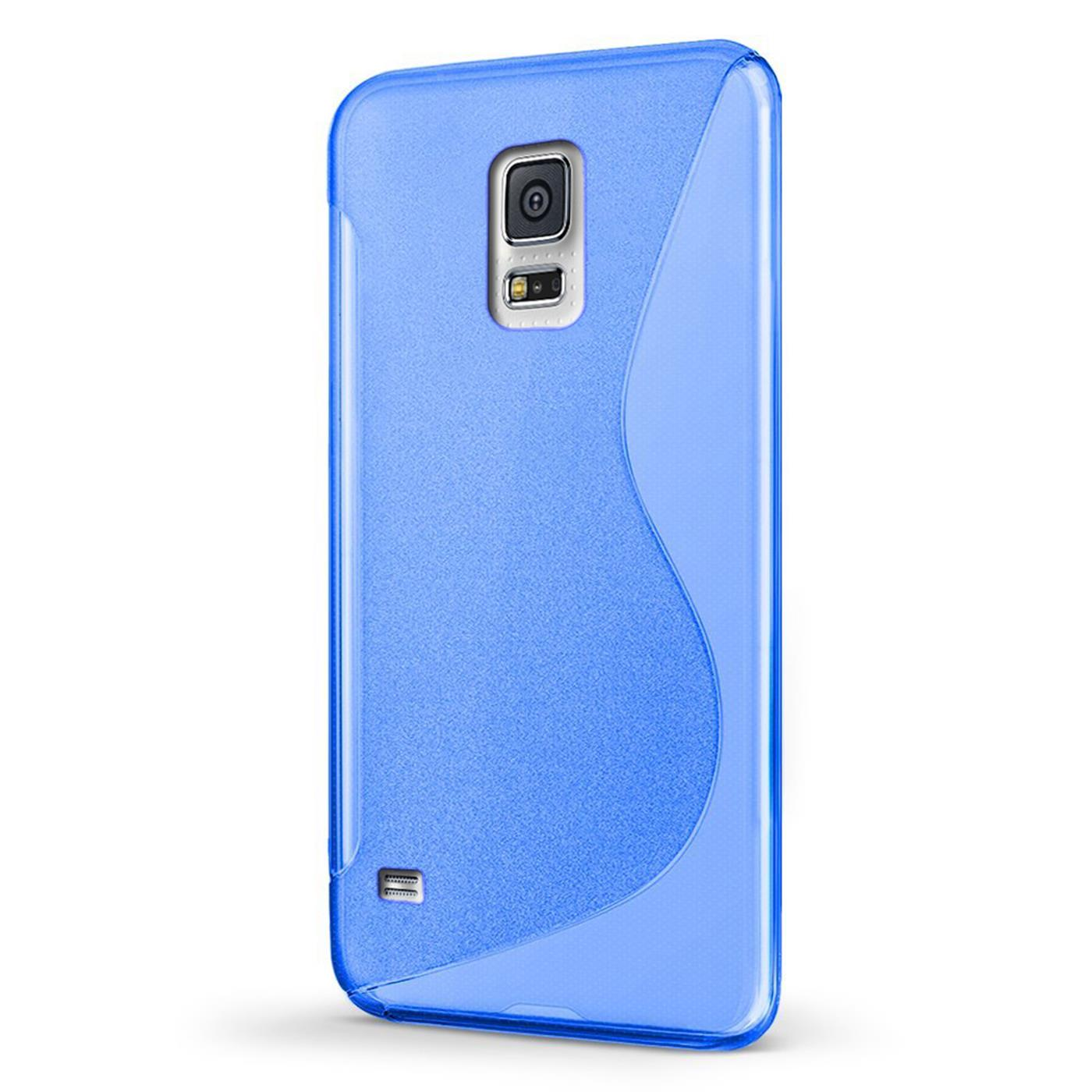 Samsung-Galaxy-s5-Neo-Silikon-Gel-S-Line-Case-Cover-Ultra-Thin-Slim-Back-Bumper Indexbild 8