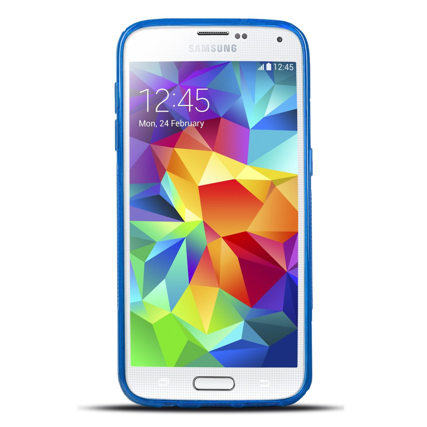 Samsung-Galaxy-s5-Neo-Silikon-Gel-S-Line-Case-Cover-Ultra-Thin-Slim-Back-Bumper Indexbild 9