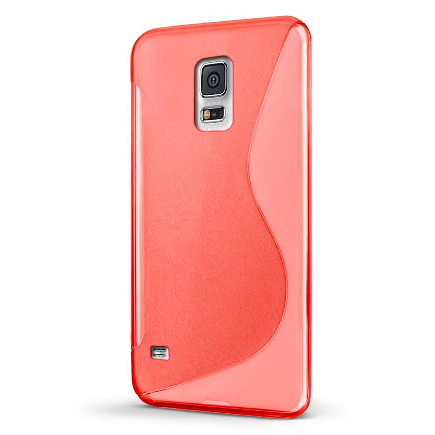 Samsung-Galaxy-s5-Neo-Silikon-Gel-S-Line-Case-Cover-Ultra-Thin-Slim-Back-Bumper Indexbild 16