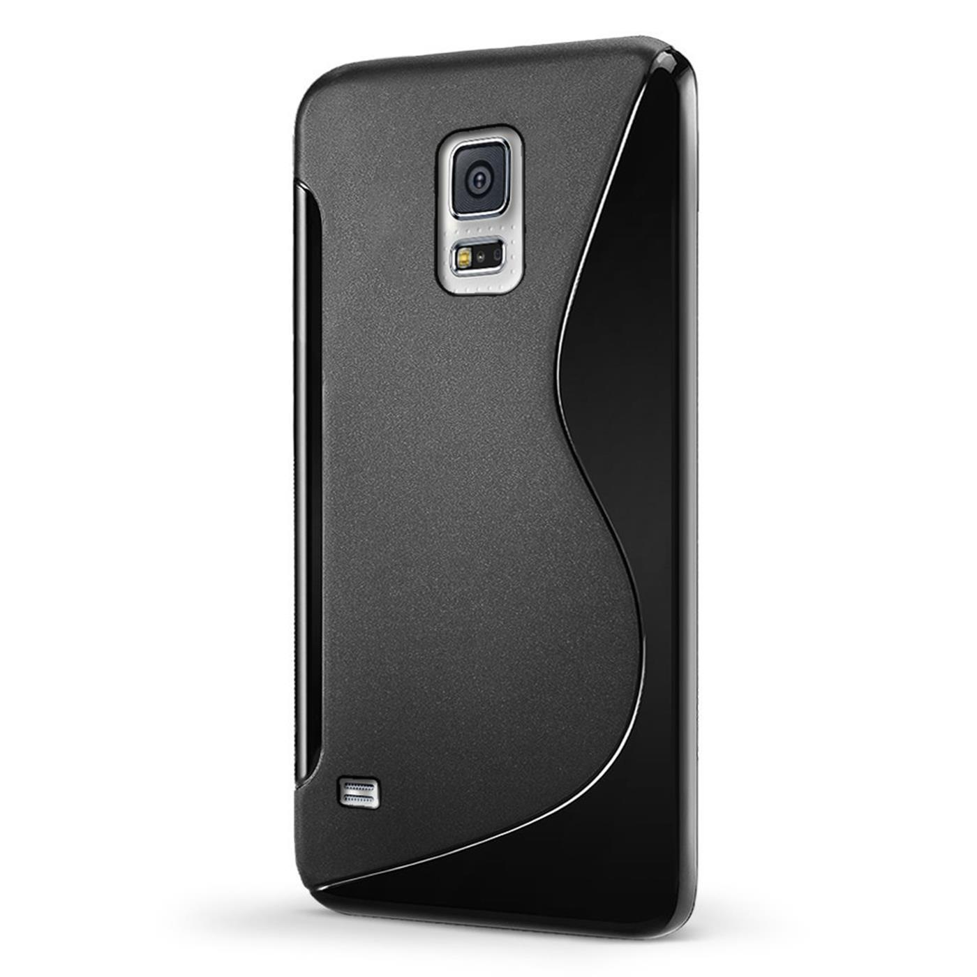 Samsung-Galaxy-s5-Neo-Silikon-Gel-S-Line-Case-Cover-Ultra-Thin-Slim-Back-Bumper Indexbild 20