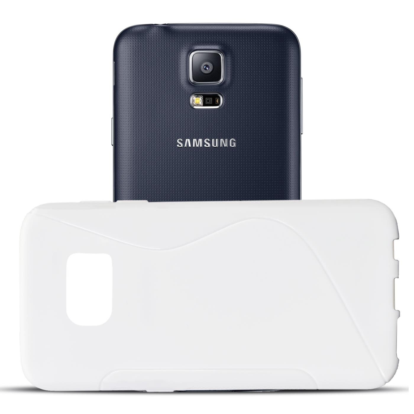 Samsung-Galaxy-s5-Neo-Silikon-Gel-S-Line-Case-Cover-Ultra-Thin-Slim-Back-Bumper Indexbild 30