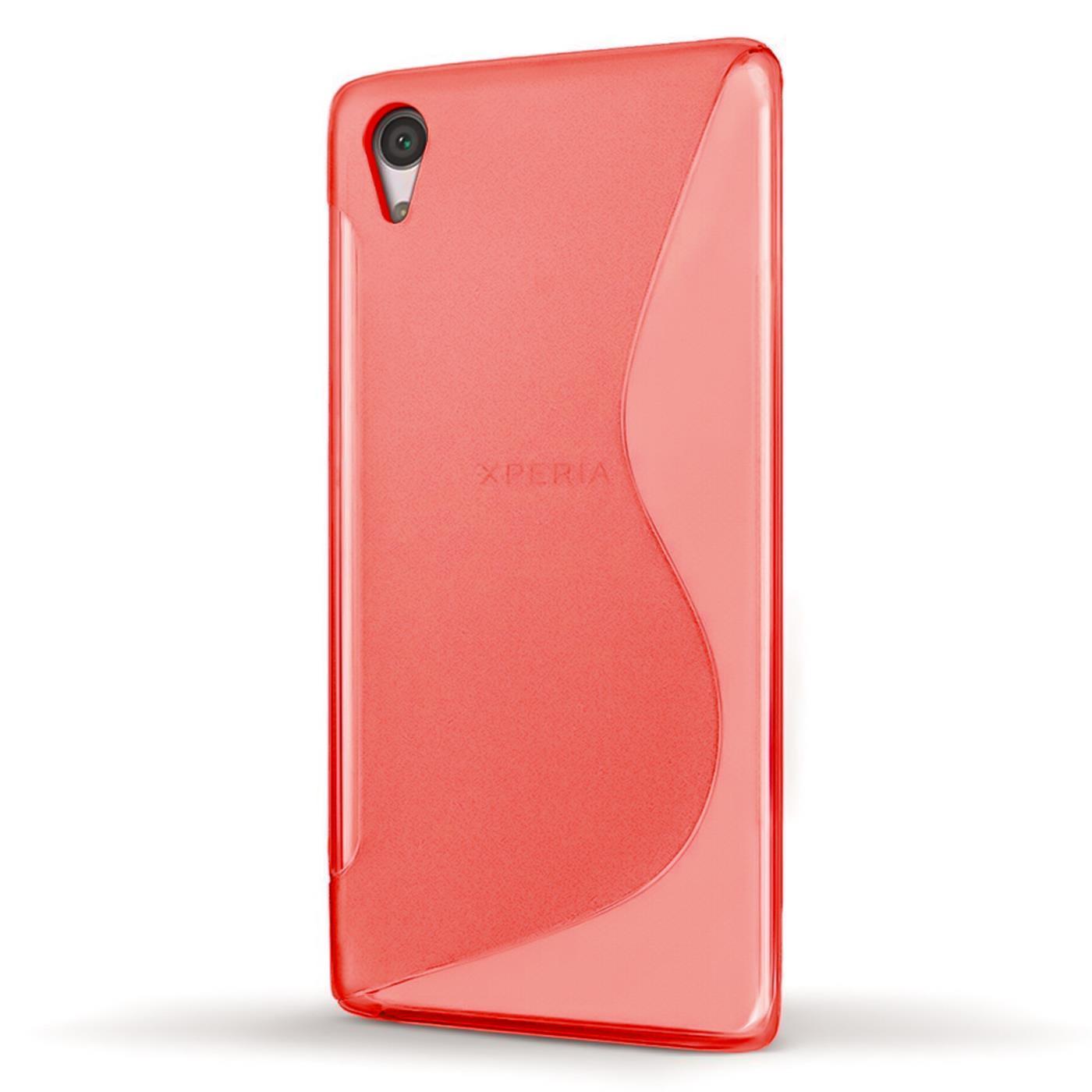 Sony-Xperia-X-Silikon-Gel-S-Line-Case-Cover-Ultra-Thin-Slim-Back-Bumper Indexbild 16