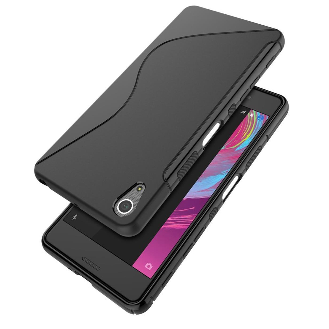 Sony-Xperia-X-Silikon-Gel-S-Line-Case-Cover-Ultra-Thin-Slim-Back-Bumper Indexbild 20