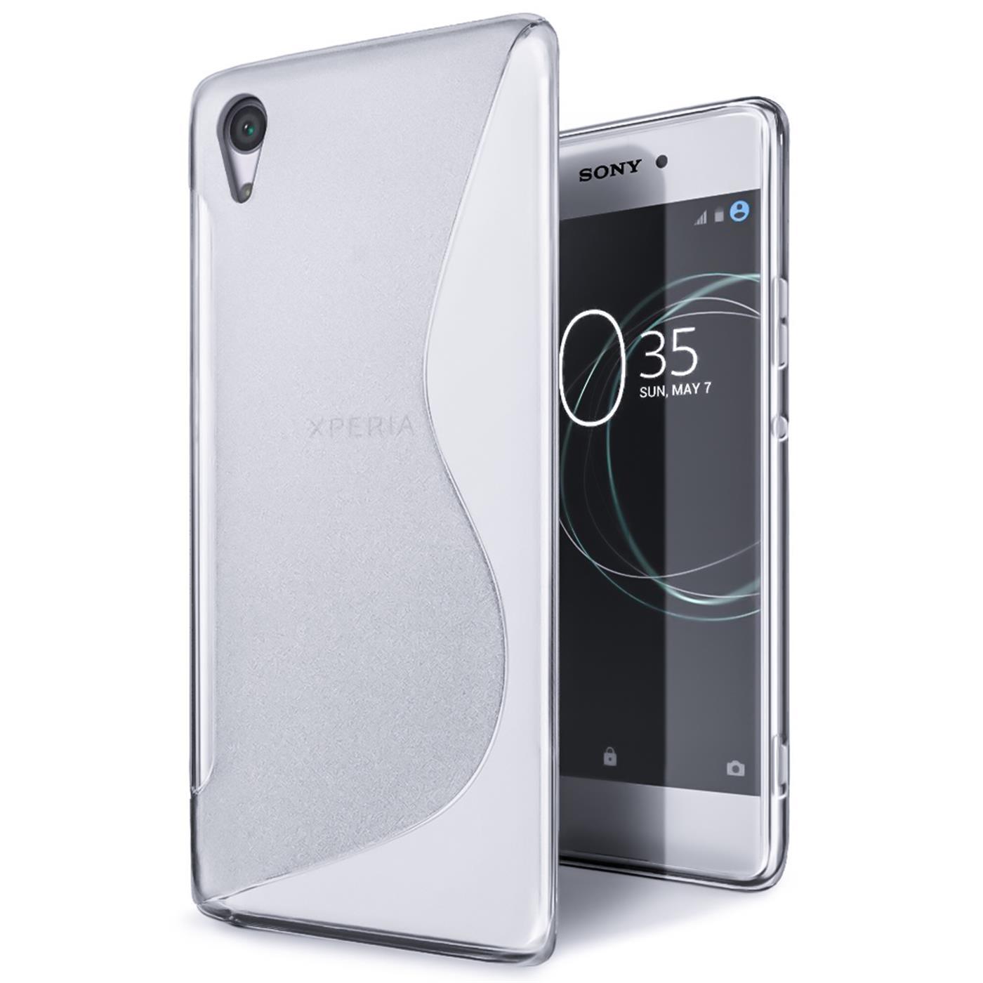 Sony-Xperia-X-Silikon-Gel-S-Line-Case-Cover-Ultra-Thin-Slim-Back-Bumper Indexbild 25