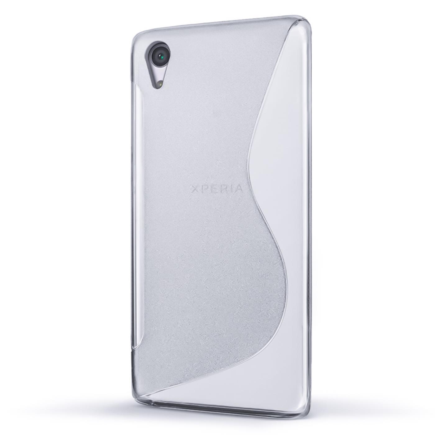 Sony-Xperia-X-Silikon-Gel-S-Line-Case-Cover-Ultra-Thin-Slim-Back-Bumper Indexbild 26