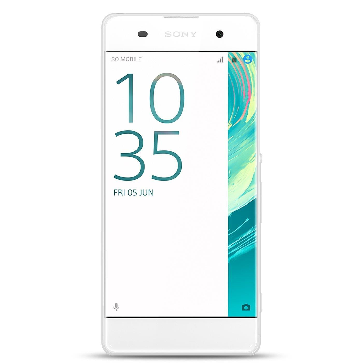Sony-Xperia-X-Silikon-Gel-S-Line-Case-Cover-Ultra-Thin-Slim-Back-Bumper Indexbild 28