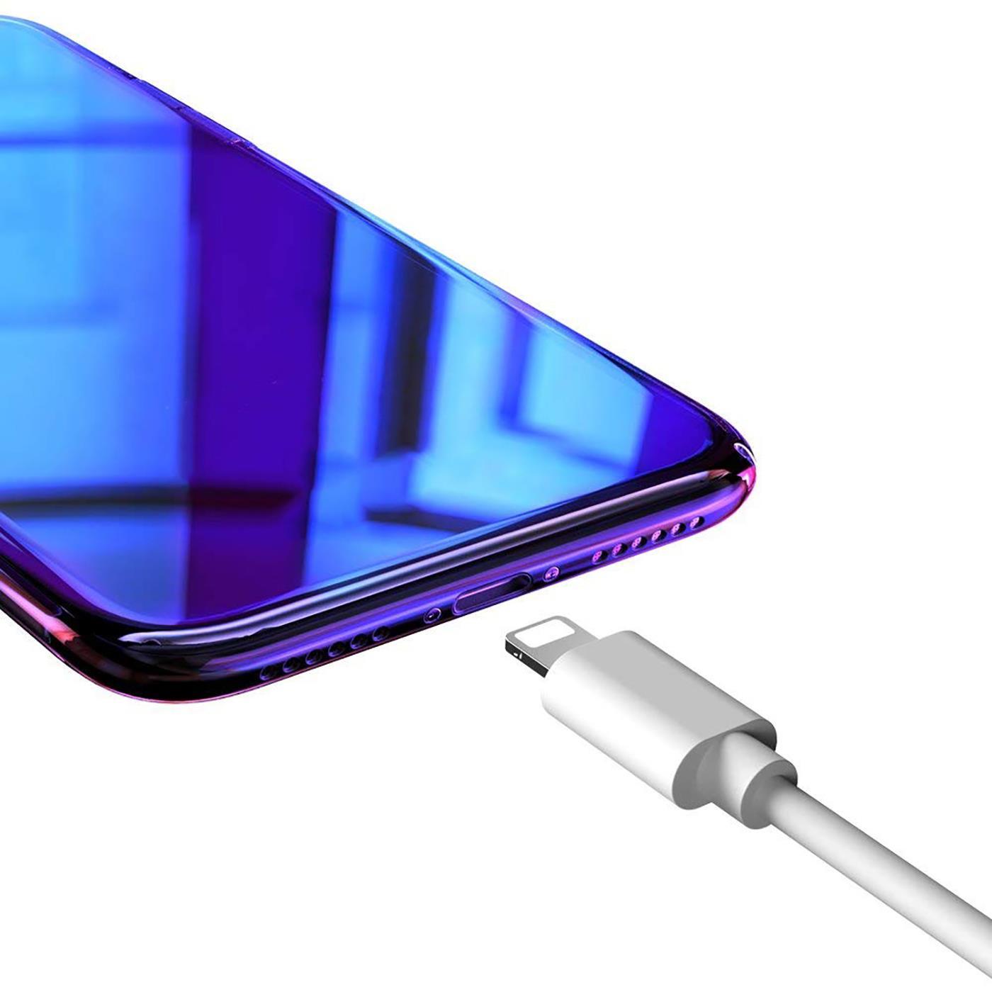 Farbwechsel-Handy-Huelle-fuer-Samsung-Galaxy-A10-Case-Slim-Schutz-Cover-Tasche Indexbild 10