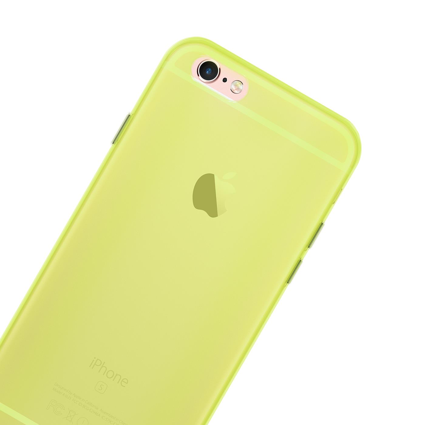 Handy-Huelle-Silikon-Case-Schutz-Tasche-Duenn-Slim-Cover-fuer-Apple-iPhone-Modelle Indexbild 18